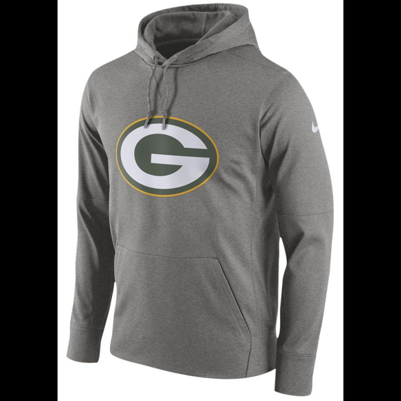 check out 745d9 be764 Green Bay Packers Performance Hoodie